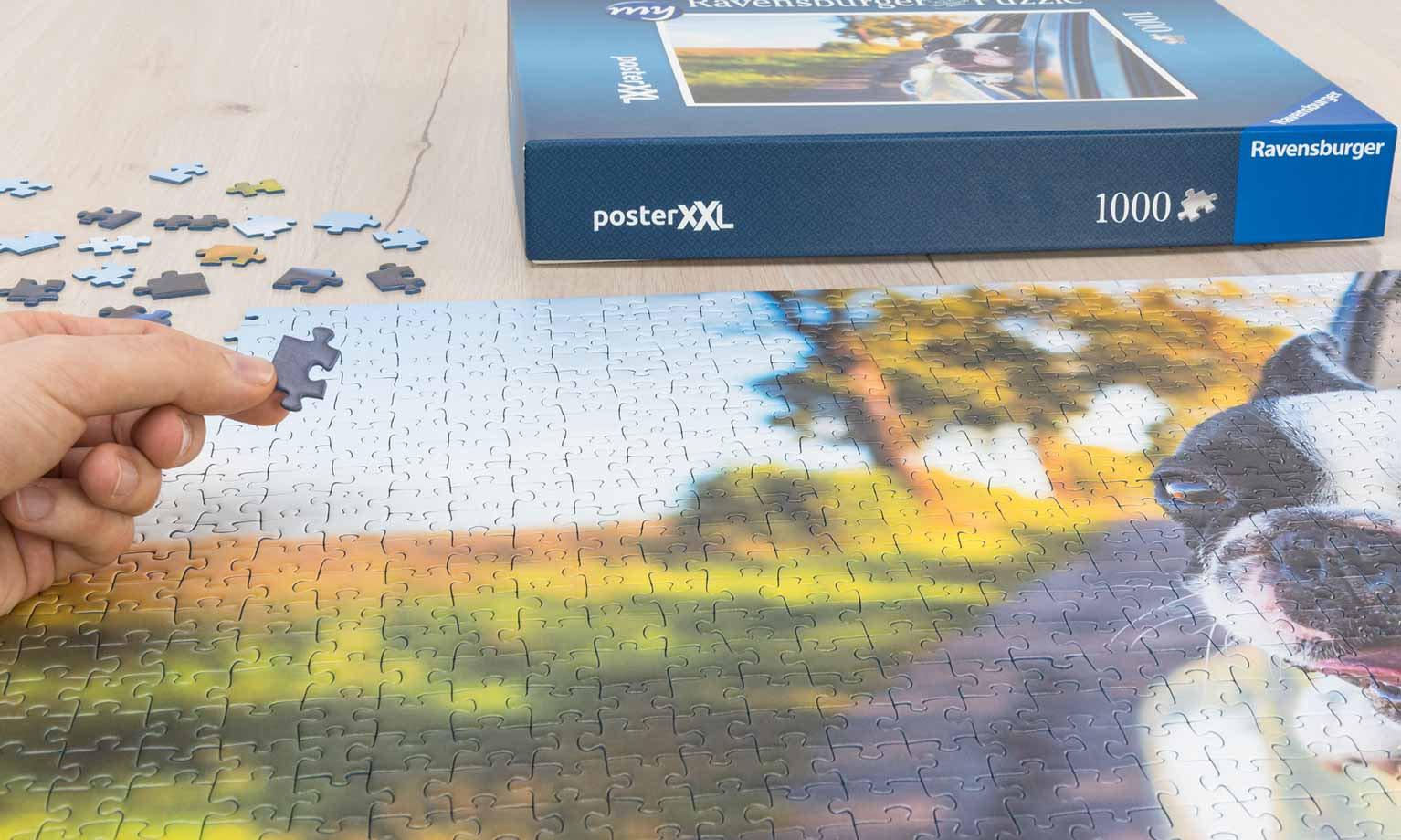 Puzzle Photo Ravensburger