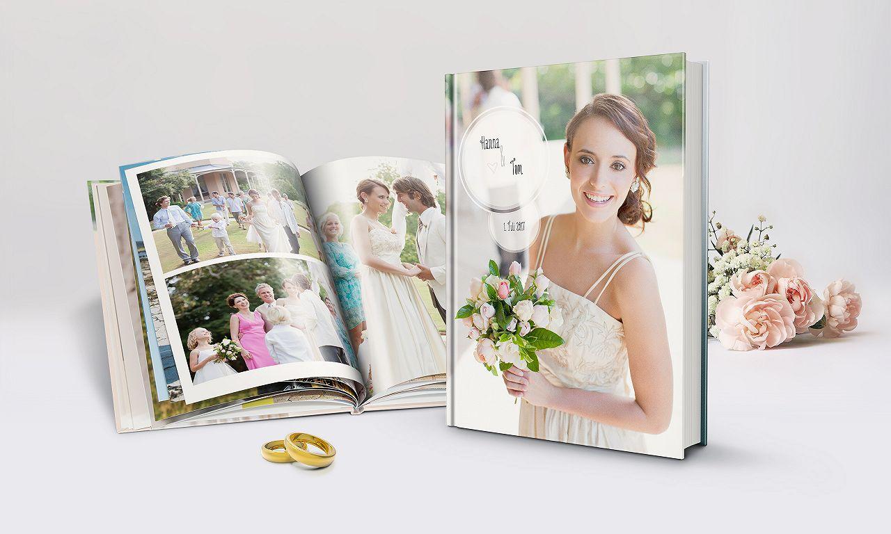 Fotobuch Hardcover Klassik: Jetzt unser Hochzeits-Special nutzen!