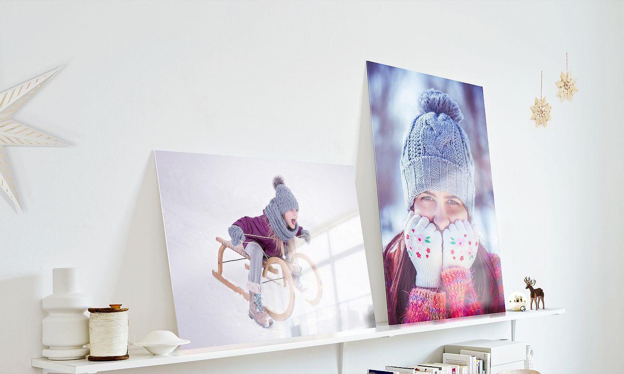 Acrylglas - foto op plexi