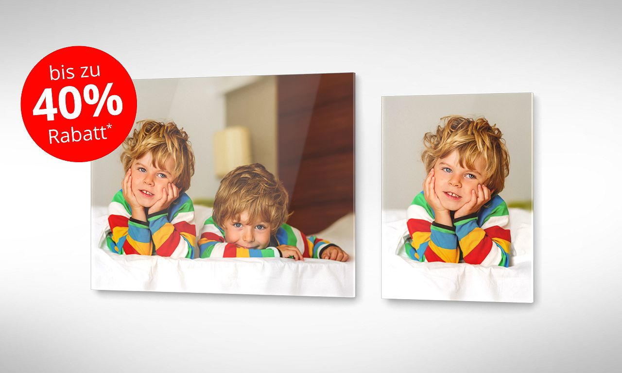 Acrylglas: jetzt bis zu 40% sparen!