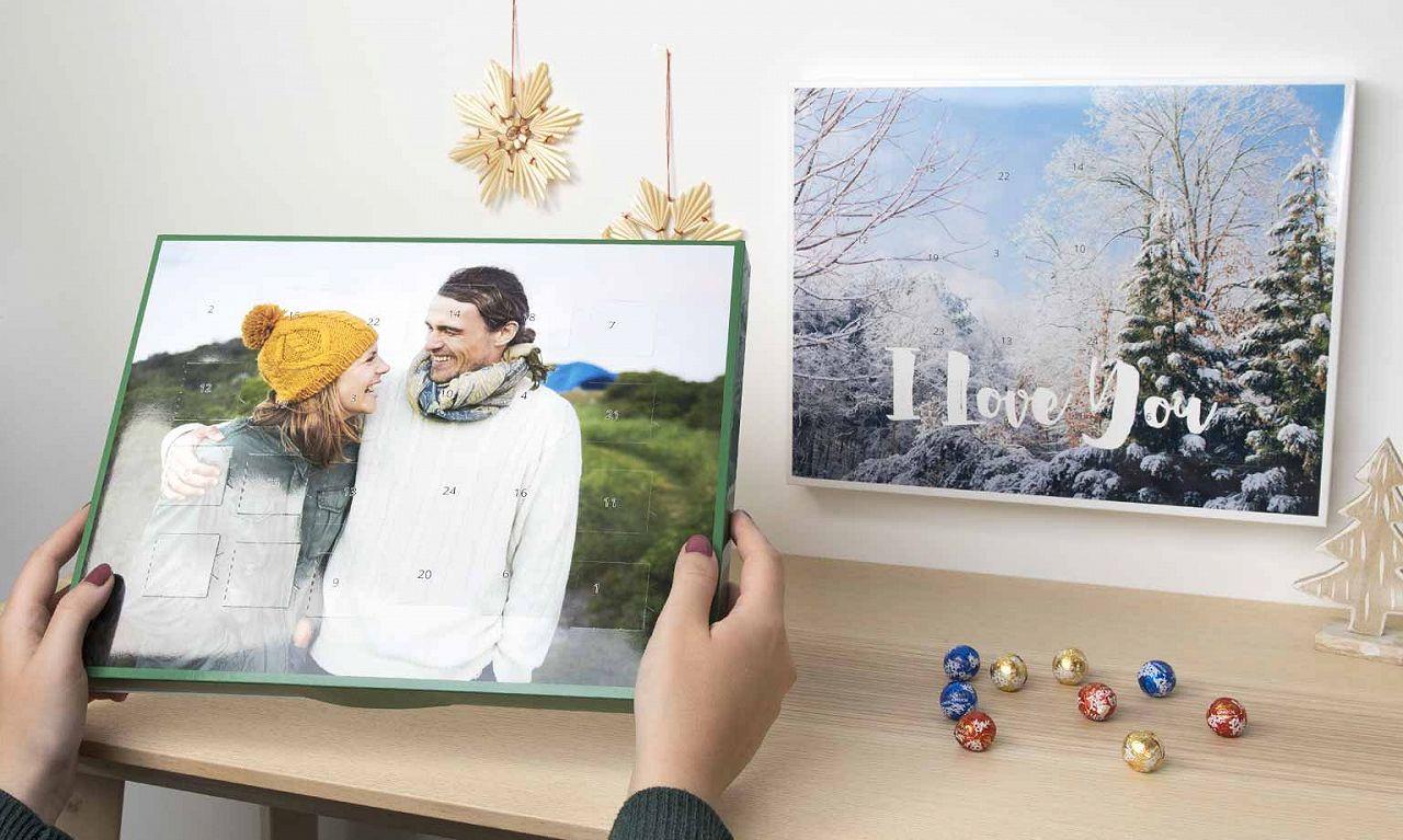 Lindt Lindor-MINI Adventskalender