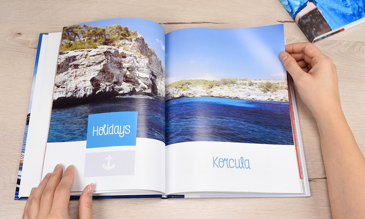 Fotobuch Hardcover Klassik: Jetzt unser Urlaubs-Special nutzen